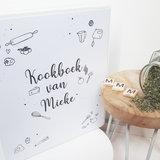 eigen receptenboek