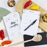 receptenboek blanco
