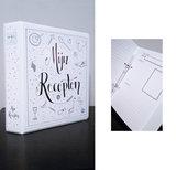 leeg receptenboek