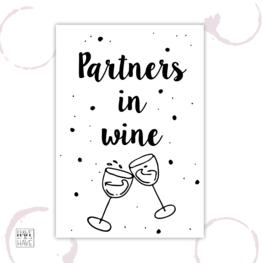 Etiket - partners in wine