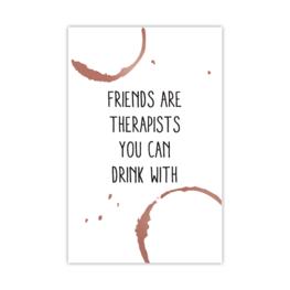 Cadeaukaartje friends