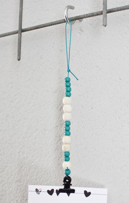 Woonketting 15 cm lang