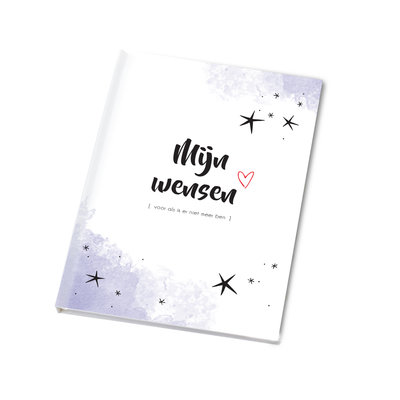 Mijn wensen - A5