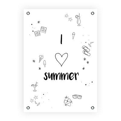 Tuindoek Summer