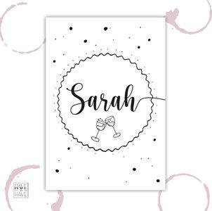 sarah cadeau