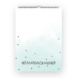 regenboog kalender