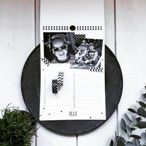 kalender eigen foto