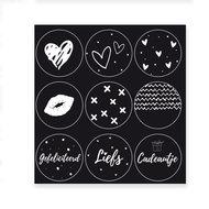 9 stickers