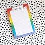 A6 Notitieblok - lijstje voor de leerkracht