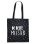 Tas21 zwart - Meester tas